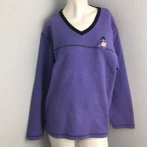 Disney Fleece Sweatshirt - CLOSET CLEAROUT